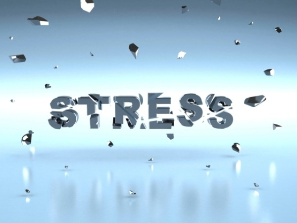 Benefits of Quitting Smoking # 14: You will handle stress in a health way