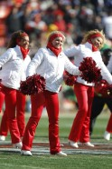 Red Hot NFL Cheerleaders