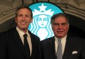 2012: Tata Global Beverages forms joint venture with Starbucks