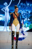 Miss Chile Ana Luisa Konig performs onstage at the 2012 Miss Universe National Costume Show at PH Live in Las Vegas