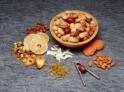 Cinnamon Glazed Almonds