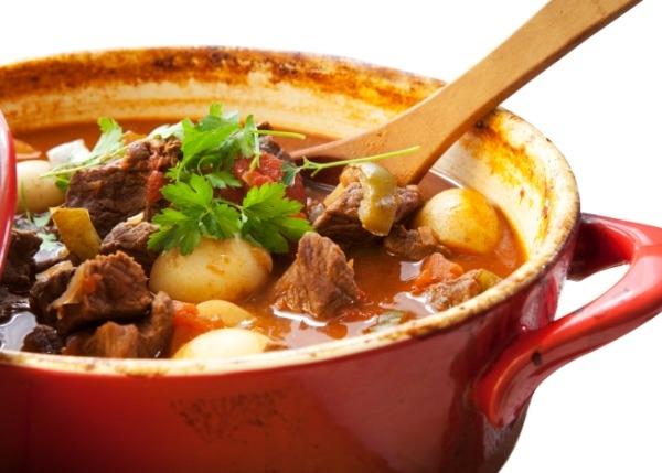 Slow-Cooked Provençal Beef Stew