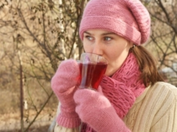 Staying out in the cold weather will make you sick