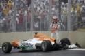 Crash, Fire and Smoke @ Formula One