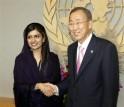 Hina Rabbani Khar Ban Ki-moon
