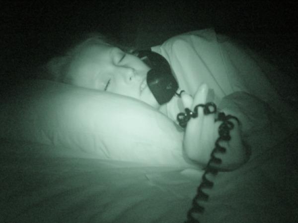 Sleep Disorders # 19: Sleep talking