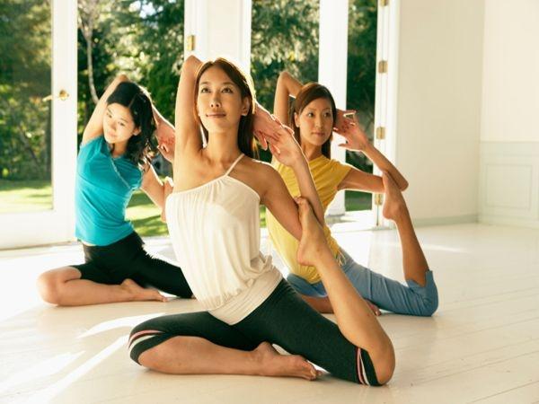 Restorative yoga for better sleep