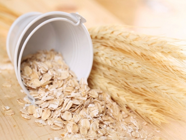 Foods for Good Digestion # 7: Oats
