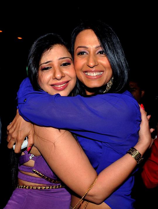 SAMBHAVANA SETH AND KASHMIRA SHAH