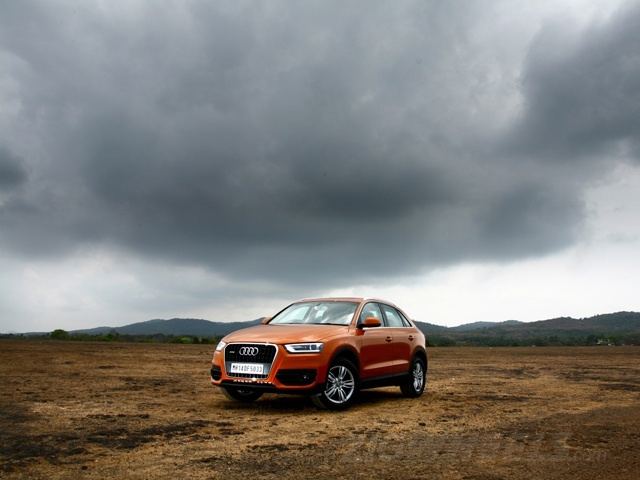 ZigWheels Best Car Photography of 2012 - Audi Q3