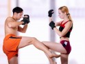 20 Best Exercises for 2013: Kickboxing