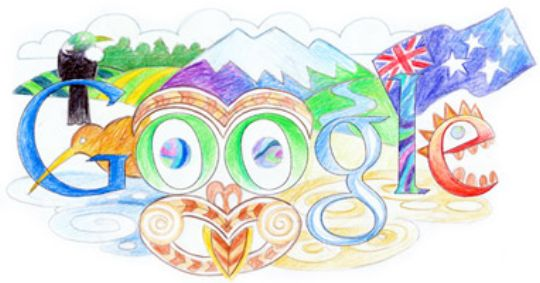 Doodle for Google Winners 2012