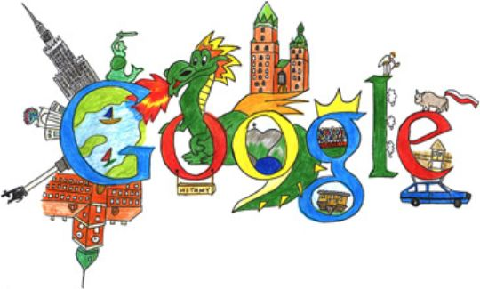 Doodle 4 Google Poland was won by Juha-Matti Laurio