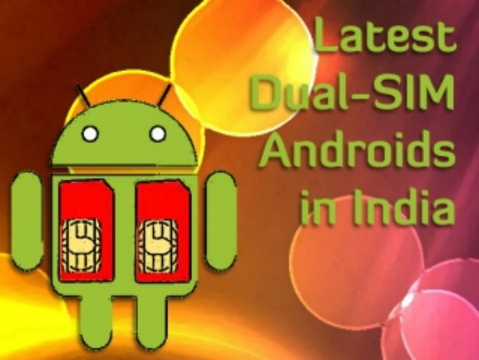 It's no secret that Indians love affordable dual-SIM phones, and smartphone OEMs from China and Korea have been quick to capitalise on this niche. Here are some of the latest Android smartphones with Dual SIM functionality, presently retailing in India.