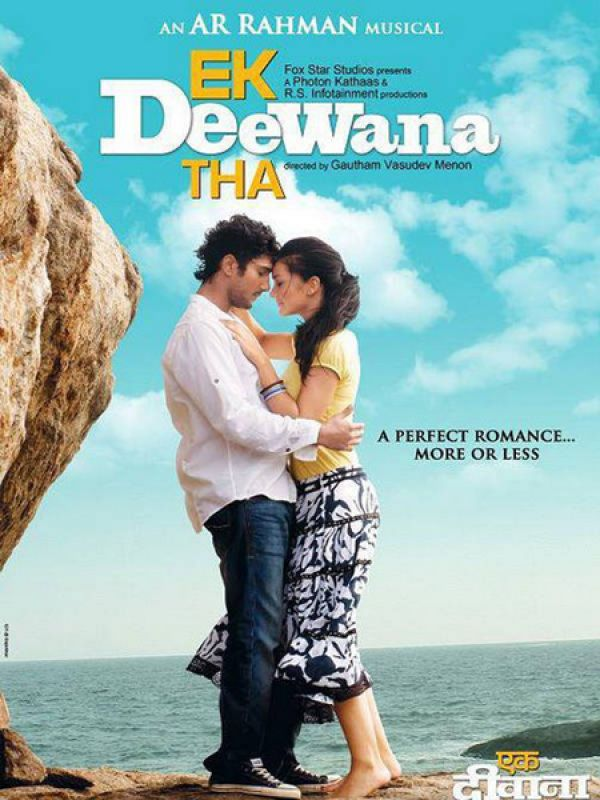 Ek Deewana Tha: They fell in love for real on the sets of this film! Yes, Prateik Babbar and British model Amy Jackson (who are not together anymore) couldn't live up to the audience expectations probably because their on-screen chemistry failed to work.