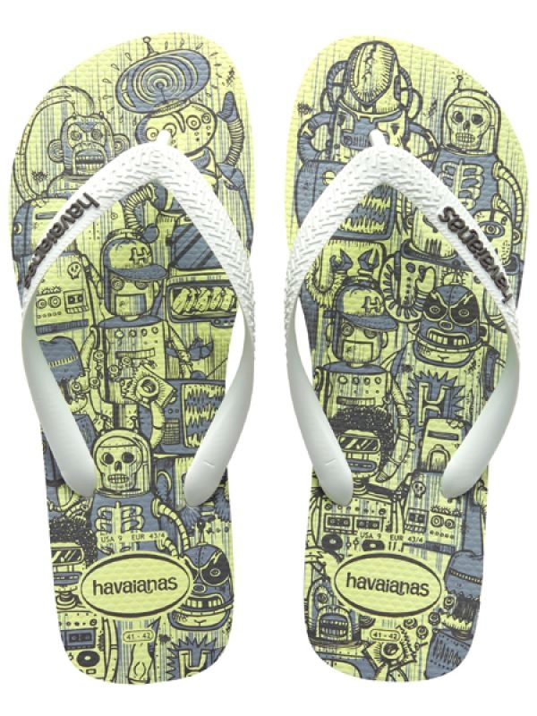 These funky flip-flops from Havaianas glow in the dark!Price: Rs. 750 onwardsWhere to buy: At Sunburn, Goa