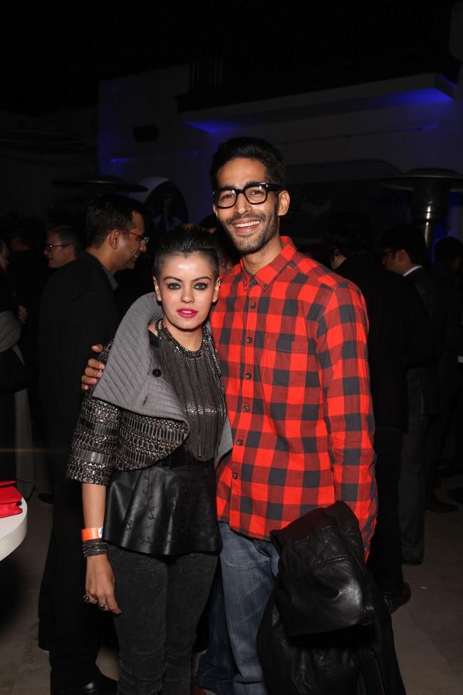 Kanika Saluja Chaudhary and Anuj Chaudhary