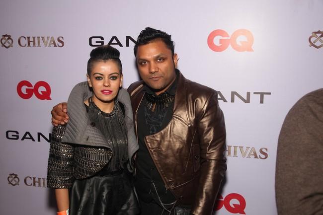 Kanika Saluja Chaudhary and Gaurav Gupta