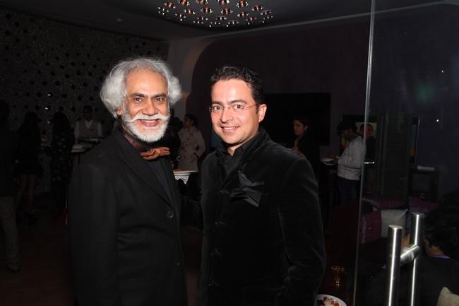 Sunil Sethi and Sanjay Sharma