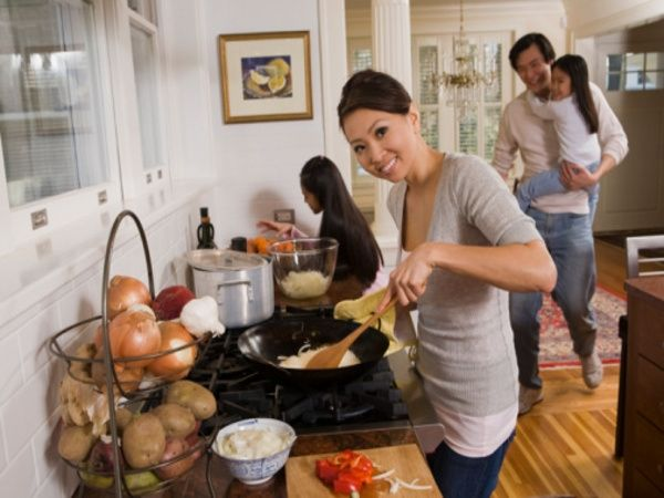 Eat home cooked food for a longer life: Those that cook more frequently have a better sense of nutritional knowledge than those who don't. Cooking is an activity that requires both good mental and physical health. When you cook your own meals, you are more aware of what's going into each meal and whether your nutritional requirements are being met or not.