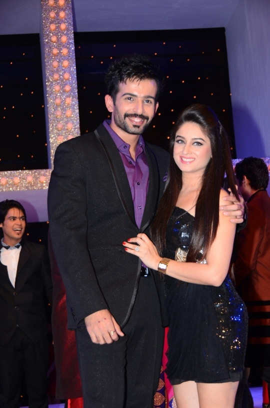 Jay and Mahhi
