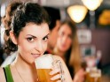 Healthy Drinks for Your New Year's Party: Light beer
