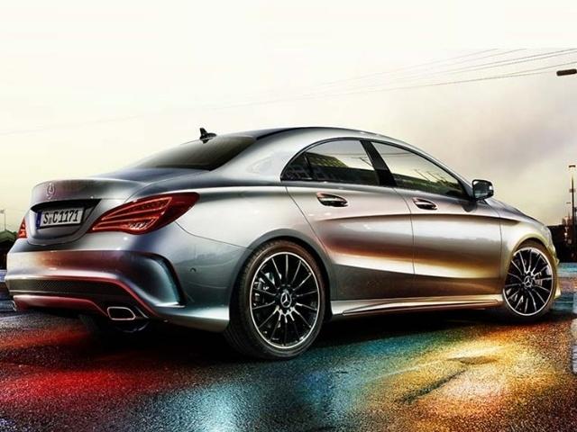 Mercedes-Benz CLA Compact Saloon