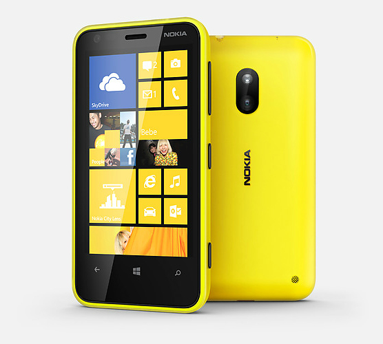 This Windows Phone 8 based entry-level smartphone sports a 3.8-inch WVGA resolution ClearBlack display, 512MB of RAM, 8GB built-in storage and expandable memory up to 64GB via microSD card.