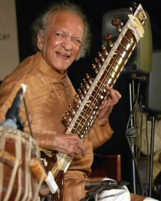 Pandit Ravi ShankarPandit Ravi Shankar is a musical enigma. One of India's most esteemed musical ambassadors, tales of his legendary sitar and composition skills have travelled across the seven seas, without even the slightest need for embellishment. And besides being a phenomenal performer, composer, teacher and writer, this powerhouse of classical music talent is even better known for his pioneering work in bringing Indian music to the West. He may be aging fast now, but his zest for life and music is a never-ending state of being for him. His ridiculously impressive repertoire includes 3 sitar concertos, authoring violin-sitar compositions for Yehudi Menuhin, flute compositions for Jeanne Pierre Rampal, collaborations with george Harrison and Philip Glass, given birth to 2 super talented musician daughters (Anushka and Norah Jones) and even composed for films and ballets in India, U.S. and Canada. And just in case none of this is impressive enough for you (which would render you completely delusional in our opinion) meet the only Indian musician to have performed at Woodstock '69!