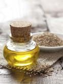 Sesame oil on potatoes tames BP