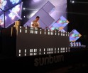 World no 20 DJ Fedde Le Grand playing at Sunburn Goa 2012, Day 2