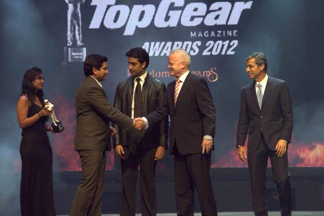 TopGear Magazine Awards 2012