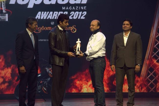 TopGear Magazine Awards