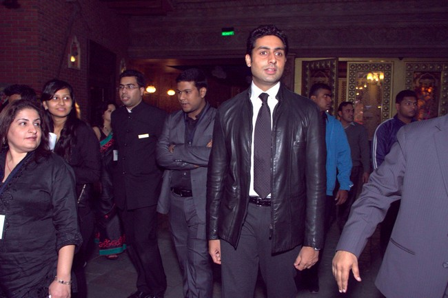 Abhishek Bachchan was the chief guest at this year's edition of 'The TopGear Magazine Awards'.