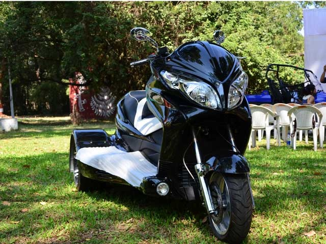 Trike ATV