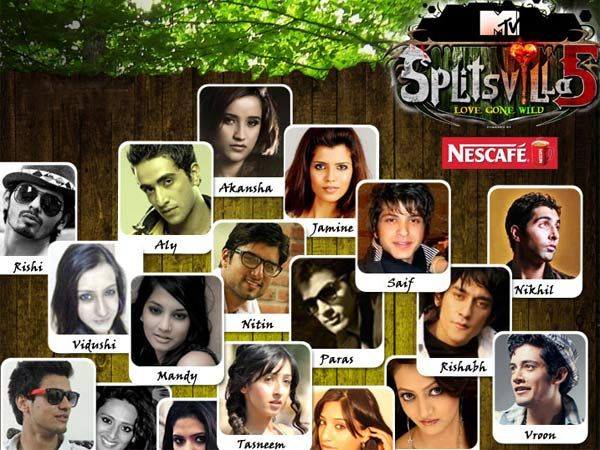 Splitsvilla: Splitsvilla is inspired by American dating reality show Flavour of Love. The idea of single guys and girls coming together to find love may be exciting. But we feel that tasks like collecting boxers, getting the most number of kisses, participants having a go at each other to snag a girlfriend/boyfriend... is it worth all the trouble?