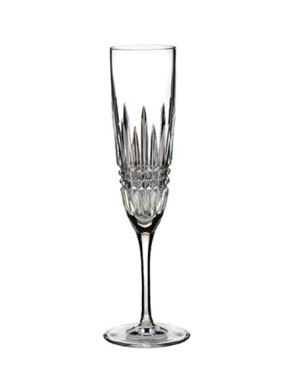A crystal wine glass from Mondo Casa fcomes with the promise of timelessness.