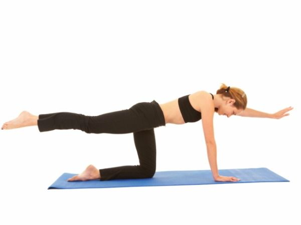 "What is yogalates? - Firstly she explains yoga and pilates as two different entities to give you an indepth perspective. She says, ""Yoga is an ancient practice that works on the union of Body, Breath and Mind. Pilates is an exercise technique that works on core strengthening and toning."" 