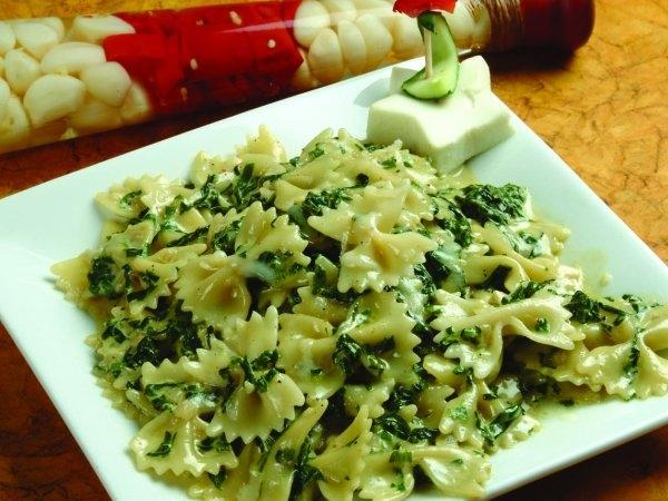 method pasta florentine