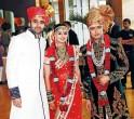 Honey Bhagnani, Dhiraj Deshmukh and Honey's actor brother Jackky Bhagnani