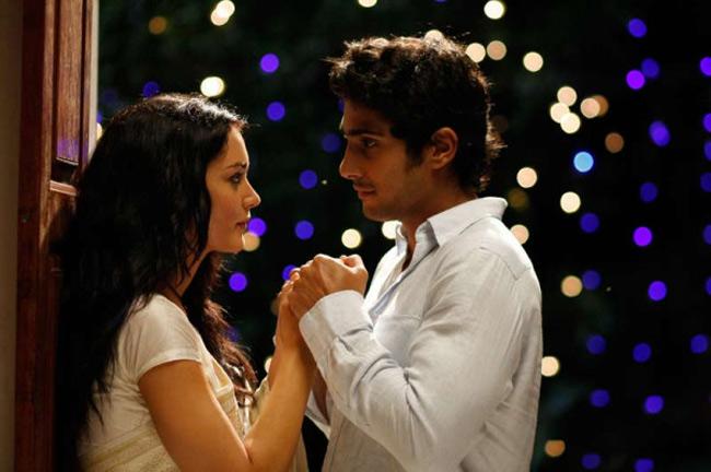 Prateik Babbar and Amy Jackson