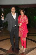 Bobby Deol with wife Tanya