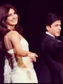 Priyanka Chopra, SRK
