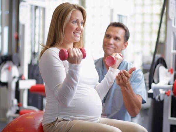 For pregnant women:
