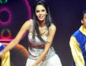 Bollywood stars shone on New Year
