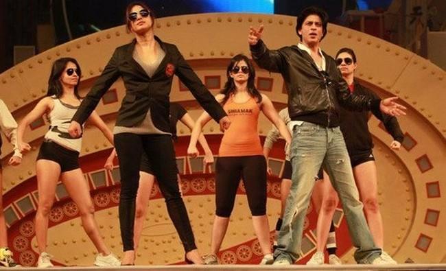 Priyanka, SRK