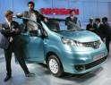Nissan unveils Evalia