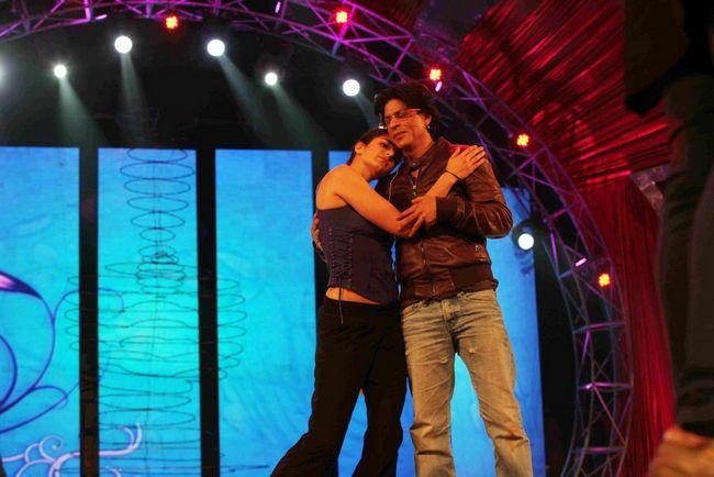 Shah Rukh, Katrina