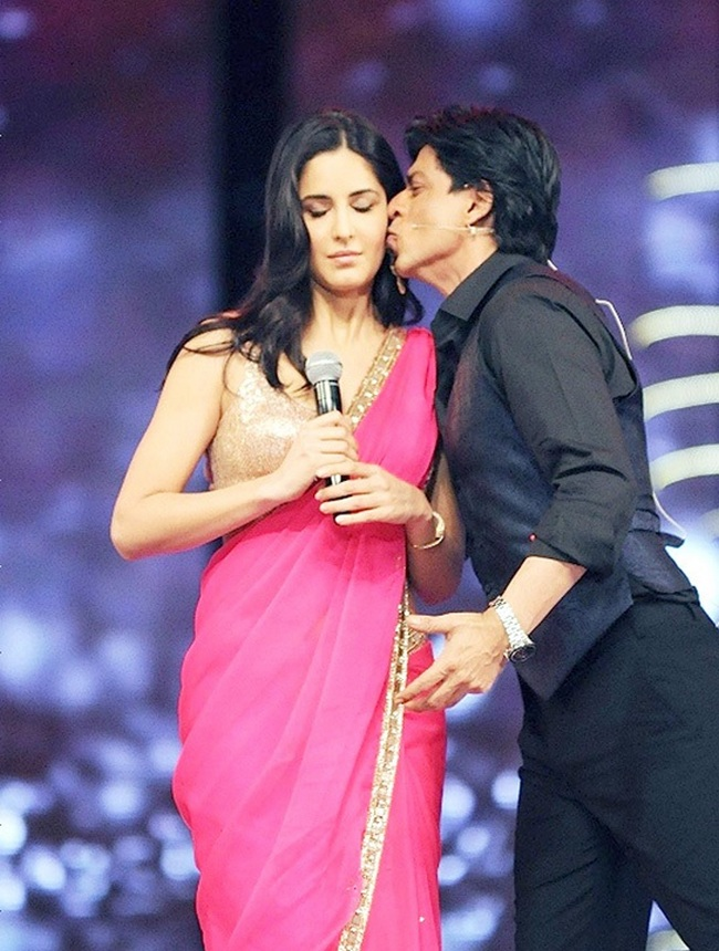 Katrina, Shah Rukh