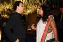 Vidhu Vinod Chopra with Rashmi Uday Singh